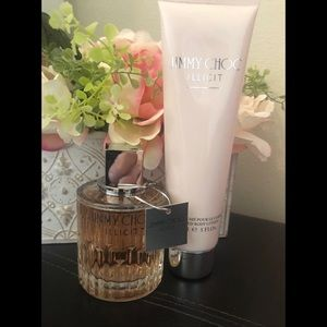 Jimmy Choo Illicit EDP & Scented Lotion